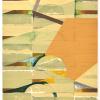 Mikelis Lapsa - Nanas, 35 x 27 cm, oil, mixed media on panel, 2015