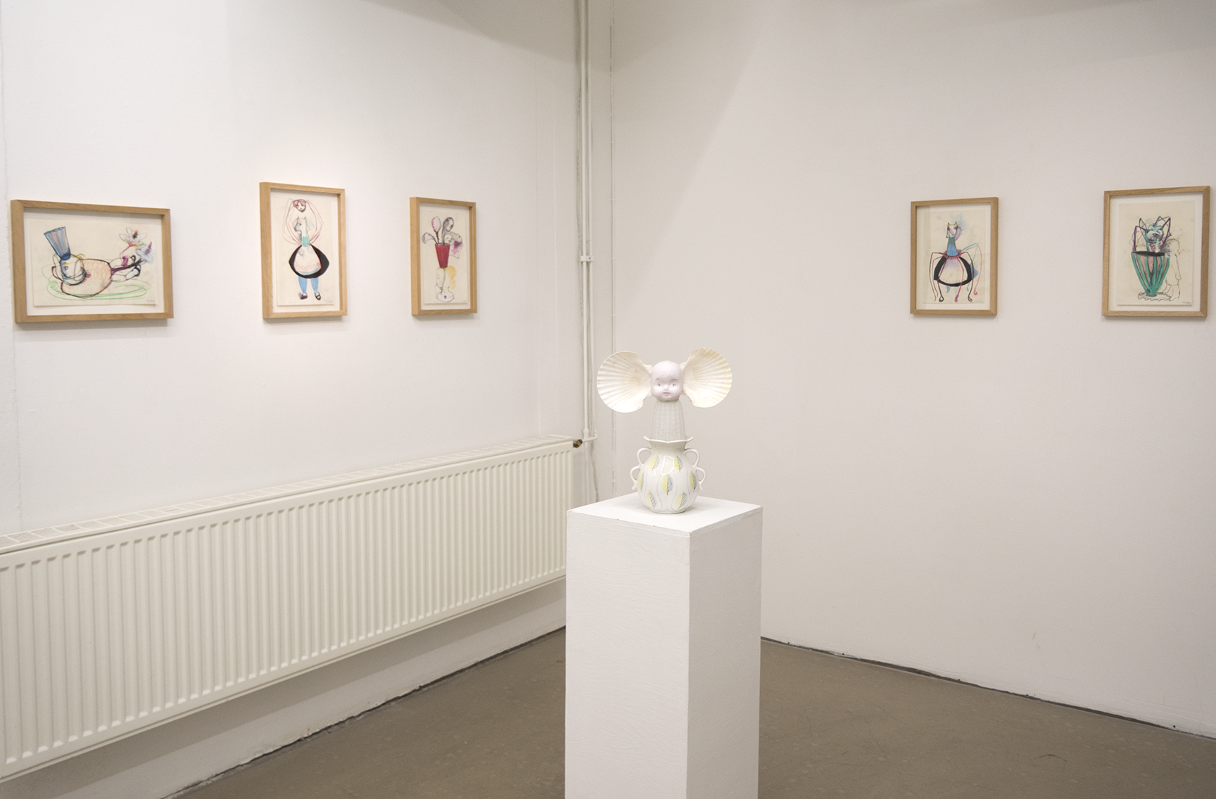 Katarina Lönnby,  MY OUVRE, installation view