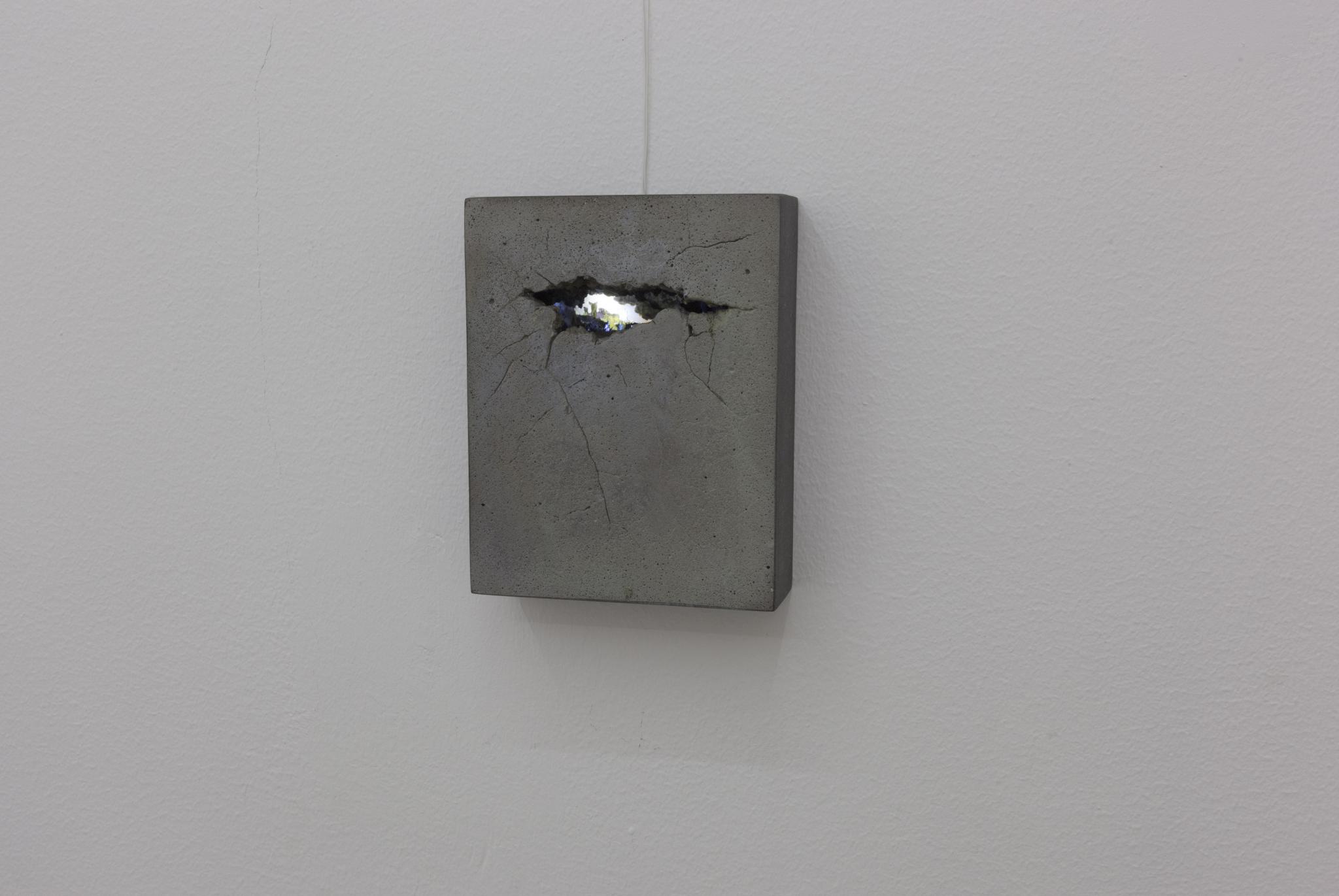 Oscar Furbacken - Weatherings, detail, 2015