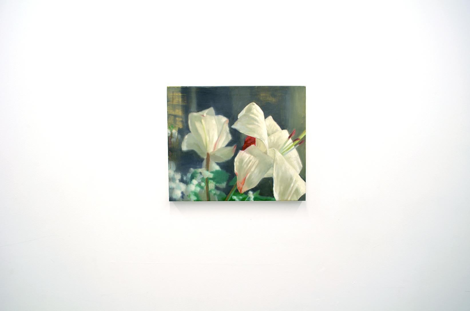 Liljor, 50 x 60 cm