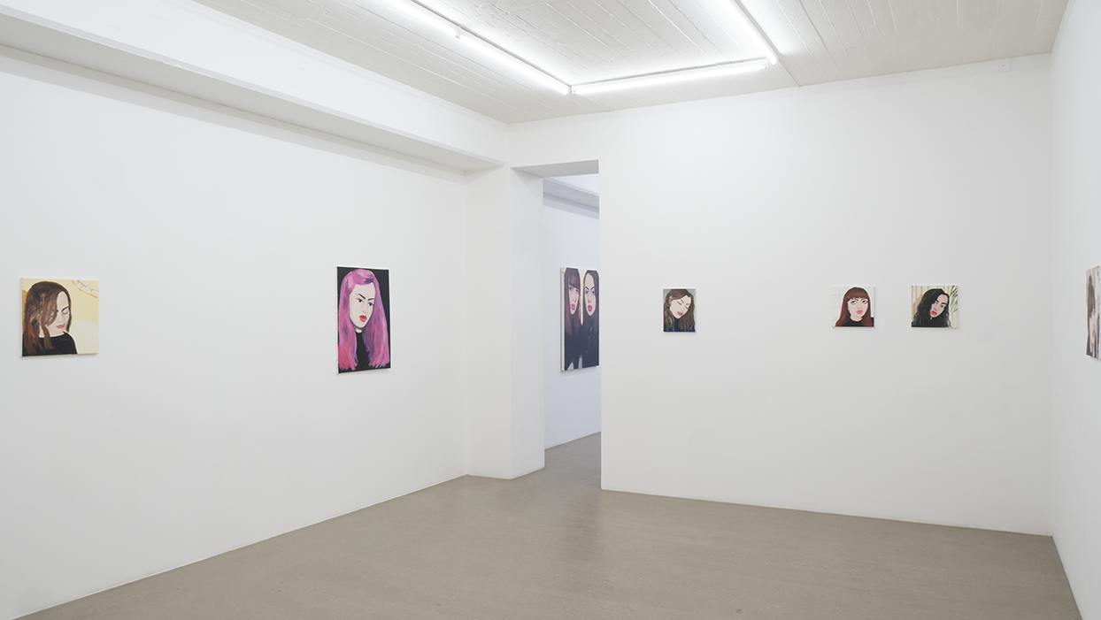 Marie Capaldi - Exhibition view, room 2