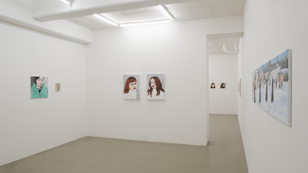 Marie Capaldi, exhibition view, room 3