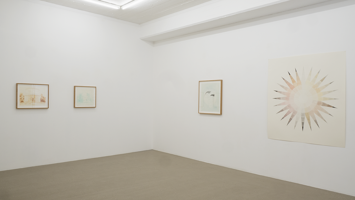 Therese Enström, installation view room 2