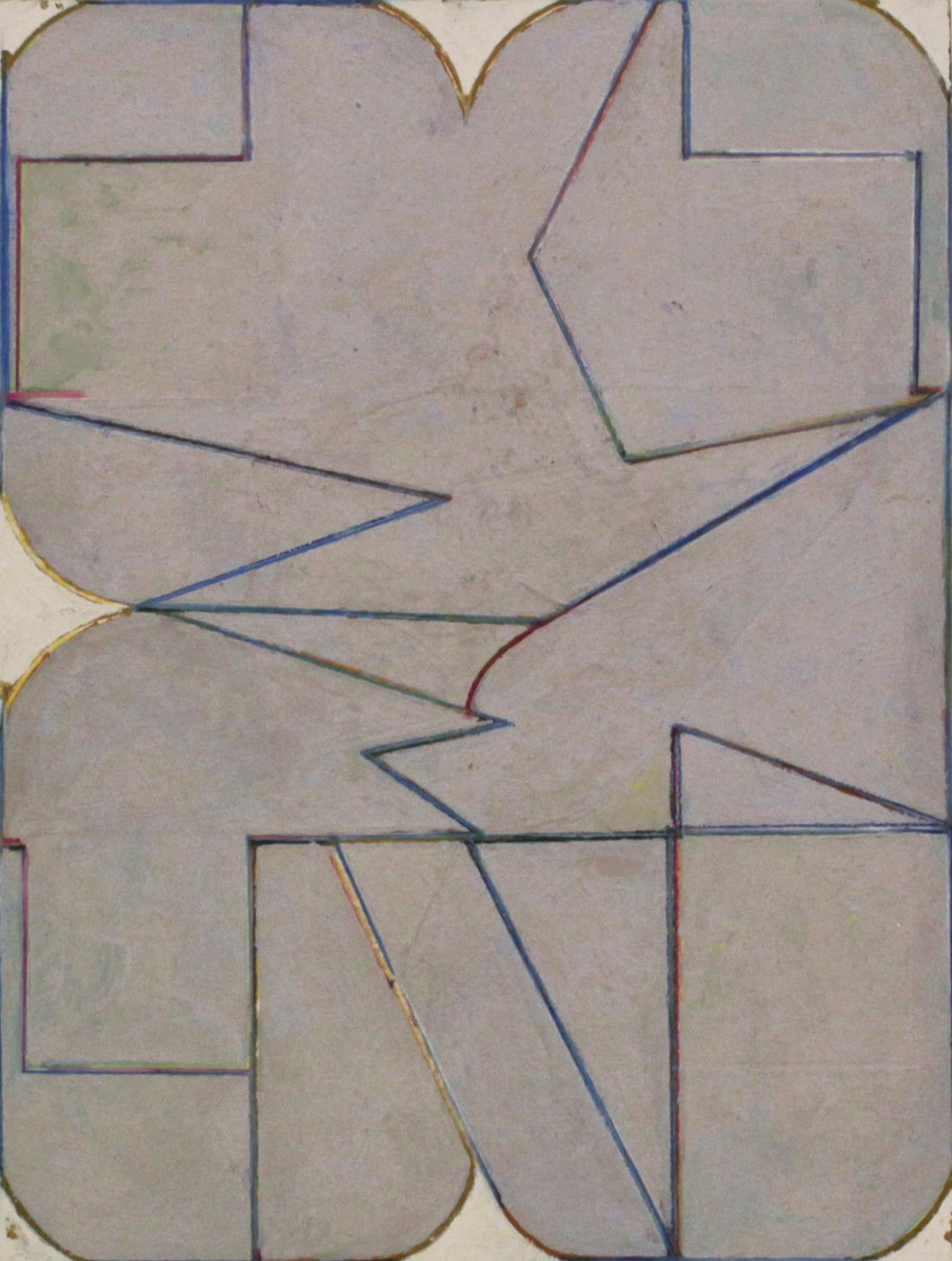gouache på papper, 22 x 16,5 cm, 2019