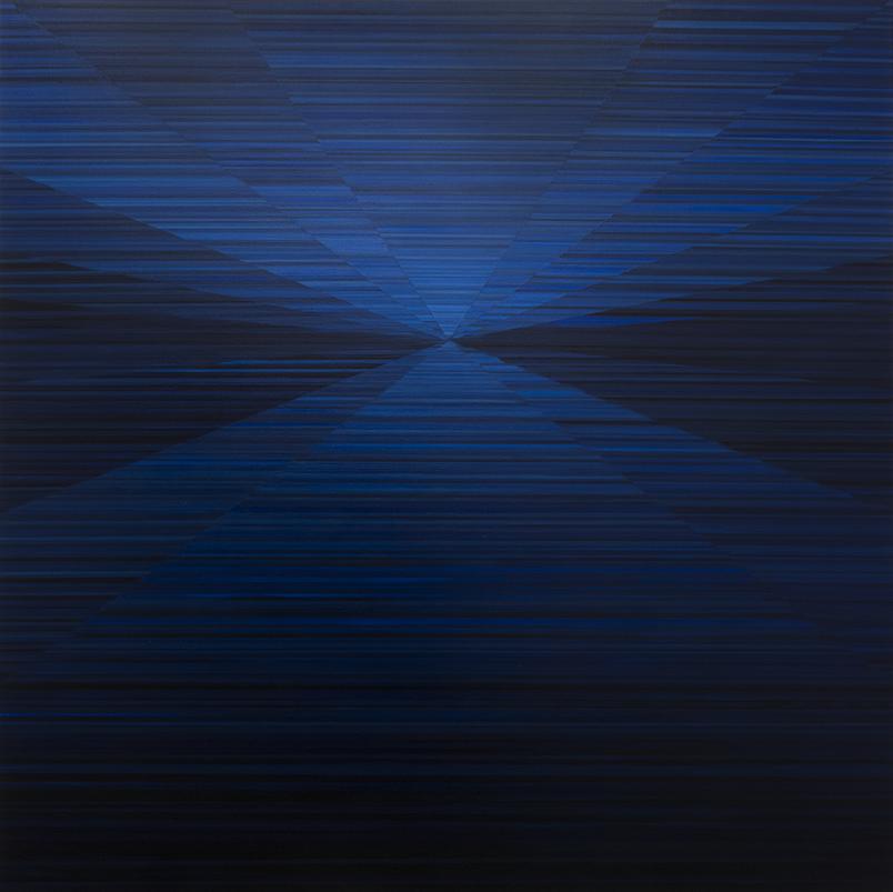 magnus-alexandersson-compass-iii-oil-on-canvas-180x180-cm-2018