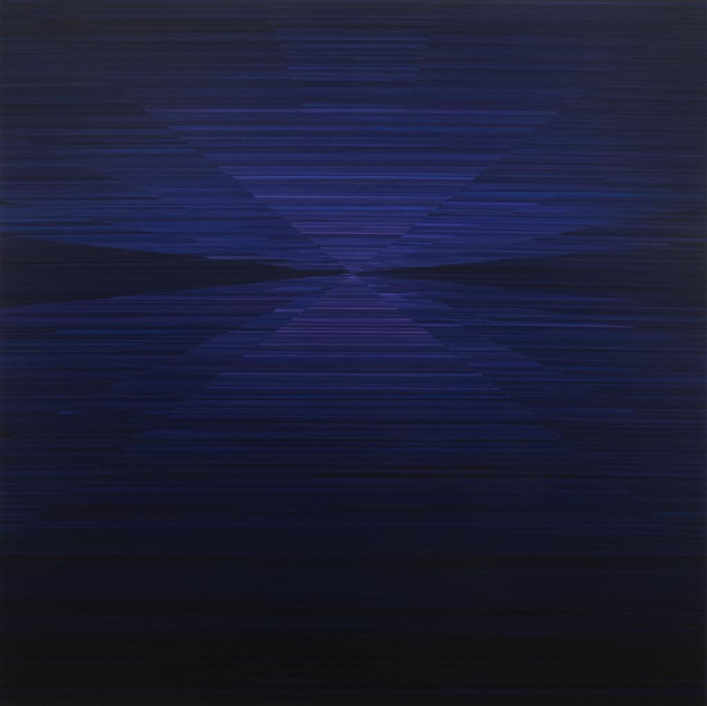 magnus-alexandersson-compass-iv-oil-on-canvas-180x180-cm-2018
