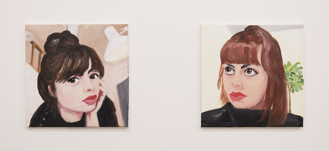 marie-capaldii-inside-artschool-and-artstudent-both-are-acrylic-on-canvas-30x30cm-2018