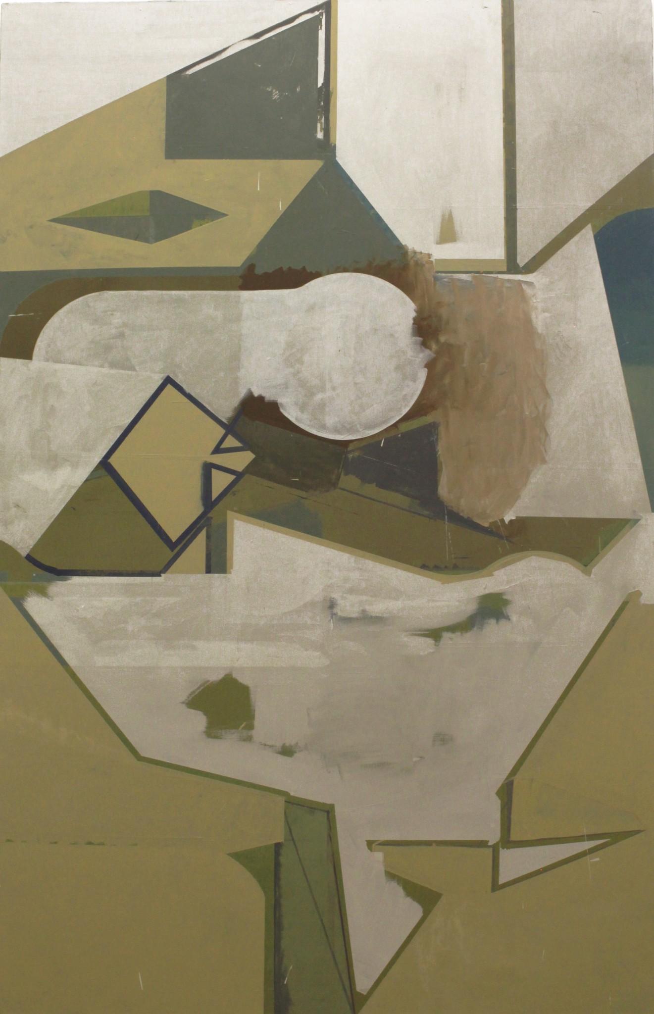 olja på duk, 210 x 130 cm,, 2019