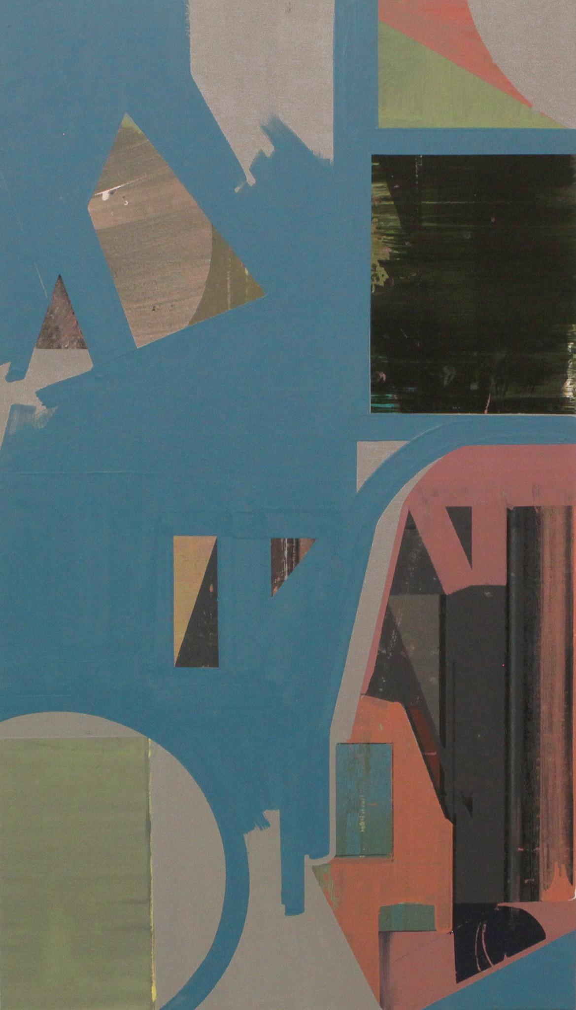 olja på duk, 88 x 50 cm, 2019