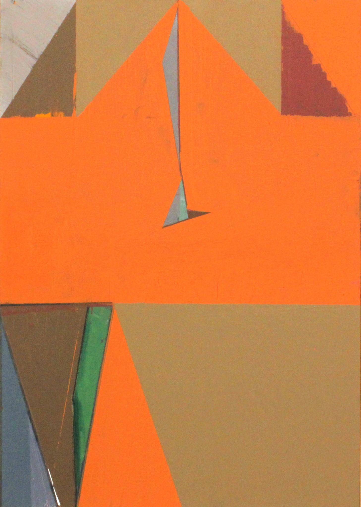 olja på duk, furu list, 88 x 62 cm,,2019