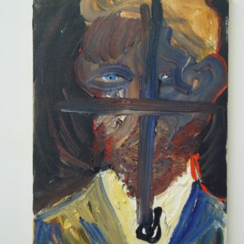 Portrait-of-van-Gogh-Olja-på-duk-2009-500x500