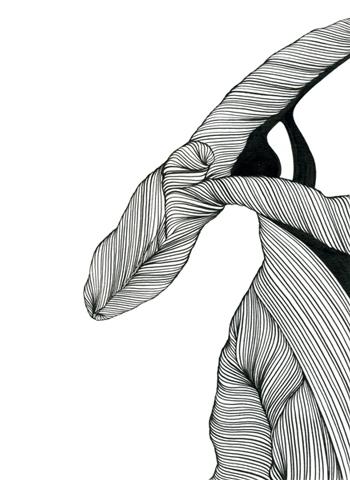 Ur-serien-Känslan-av-mörker-Japansk-tusch-på-papper-185x135cm-2009
