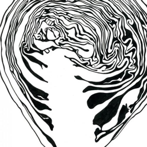 Ur-serien-Känslan-av-mörker-Vitkål-tusch-på-papper-185x135cm-2009-500x500